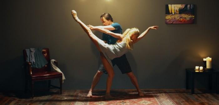 Home Studies I from choreographer Helen Pickett, with Boston Ballet principal dancers Lia Cirio and Paul Craig
