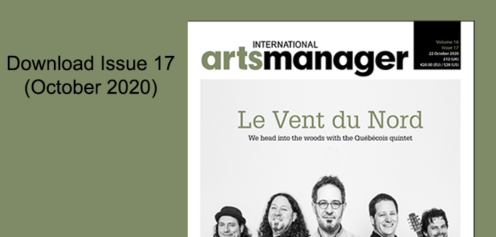Protected: International Arts Manager Vol 16 Issue 17