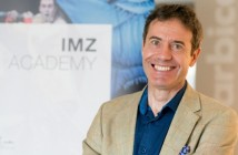 IMZ Academy director Peter Maniura © Robert Shack