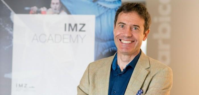 IMZ Academy director Peter Maniura © Robert Shack