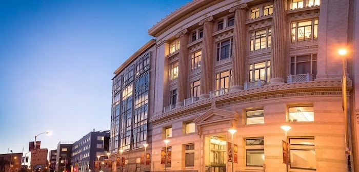 San Francisco Conservatory of Music Building © Carlin Ma