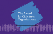 Award for Civic Arts Organisations