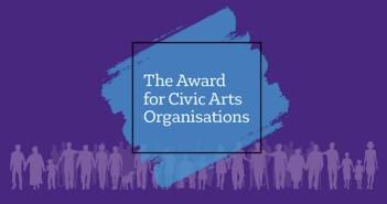 Award for Civic Arts Organisations