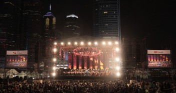 HK Phil Symphony Under the Stars concert © Eric Hong Yin Pok