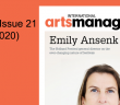 International Arts Manager Issue 21 digital Edition
