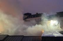 BOZAR fire © Pascal Smet