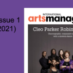 International Arts Manager Vol 17 issue 1 digital edition