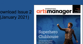 International Arts Manager volume 17, issue 2