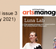 International Arts Manager Volume 17, Issue 3 Digital Edition