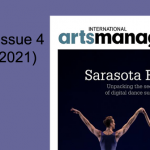 International Arts Manager Volume 17, Issue 4 digital edition