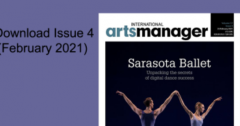 International Arts Manager Volume 17, Issue 4 digital edition