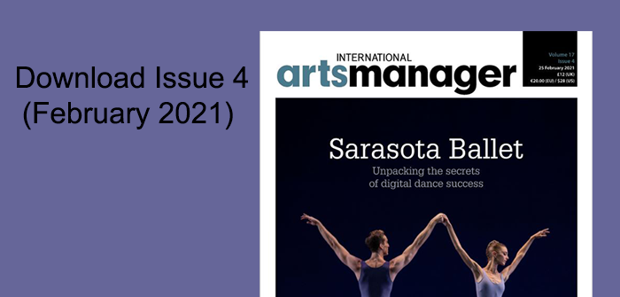 Protected: International Arts Manager Vol 17 Issue 4