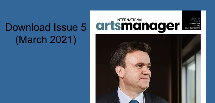 Protected: International Arts Manager Vol 17 Issue 5