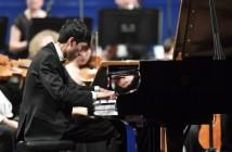 Eric Lu, winner of the Leeds International Piano Competition 2018