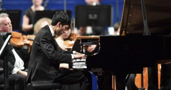 Eric Lu, winner of the Leeds International Piano Competition 2018