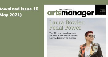 Protected: International Arts Manager Vol 17 Issue 10