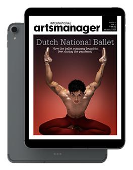 International Arts Manager Vol 17 issue 12 June 2021