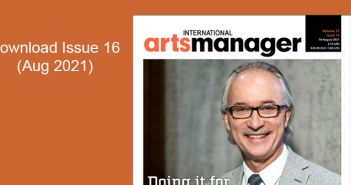 Protected: International Arts Manager Vol 17 Issue 16